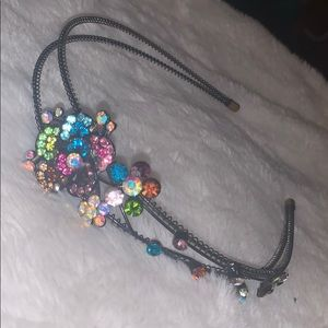 Pretty and sparkly headband for children